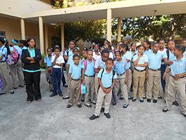 Colegio  Santa Teresa - Santo Domingo