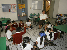 Querétaro Colegio Teresa Guasch
